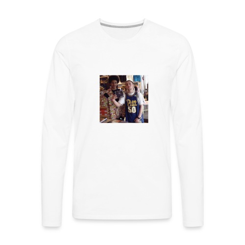 Mac & Tree J - Men's Premium Long Sleeve T-Shirt