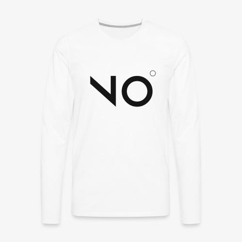 No Degree - Men's Premium Long Sleeve T-Shirt