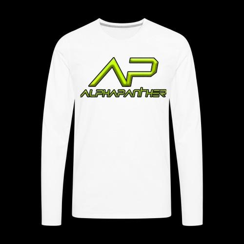AlphaPanther - Men's Premium Long Sleeve T-Shirt
