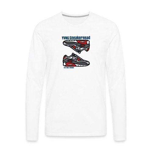 2nd OG design - Men's Premium Long Sleeve T-Shirt