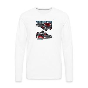 2nd OG design - Men's Premium Long Sleeve T-Shirt