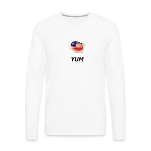 tide® pod yum - Men's Premium Long Sleeve T-Shirt