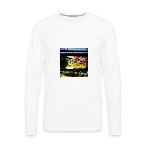Sabine Street - Men's Premium Long Sleeve T-Shirt