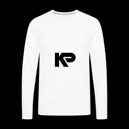 Basic KP Design - Men's Premium Long Sleeve T-Shirt