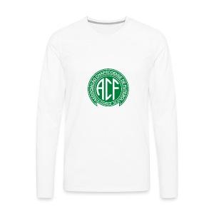 CHAPECOENSE - Men's Premium Long Sleeve T-Shirt