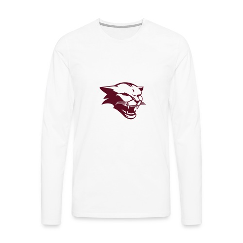 Cougar - Men's Premium Long Sleeve T-Shirt