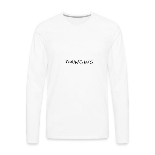 yy - Men's Premium Long Sleeve T-Shirt