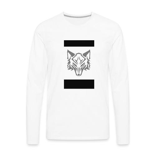 Wolf t-shirts - Men's Premium Long Sleeve T-Shirt