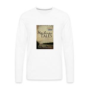 Mailman Tales cover - Men's Premium Long Sleeve T-Shirt