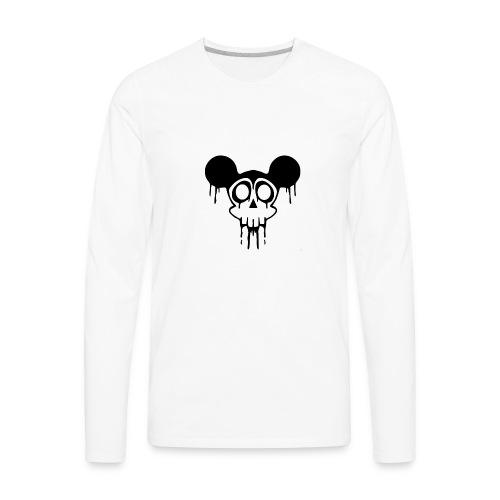 neff mouse - Men's Premium Long Sleeve T-Shirt
