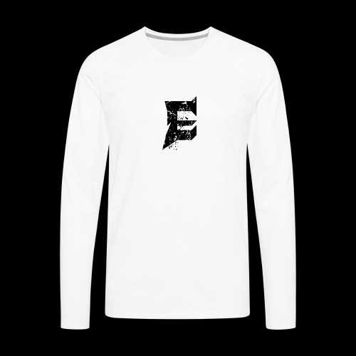 Eclipse - Men's Premium Long Sleeve T-Shirt