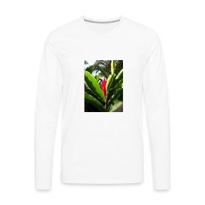 jamaica love - Men's Premium Long Sleeve T-Shirt