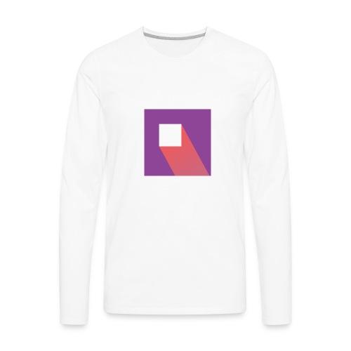 Kmc vlogs - Men's Premium Long Sleeve T-Shirt