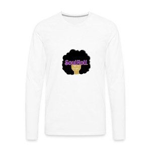 SoulRollBaby - Men's Premium Long Sleeve T-Shirt