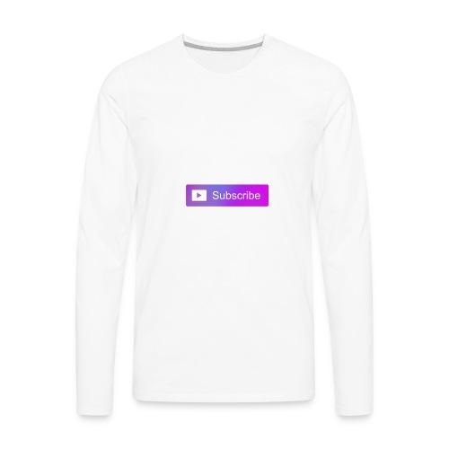 RVAB 1st hoodie merch - Men's Premium Long Sleeve T-Shirt