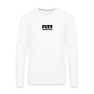 FuZe Production's Merch - Men's Premium Long Sleeve T-Shirt