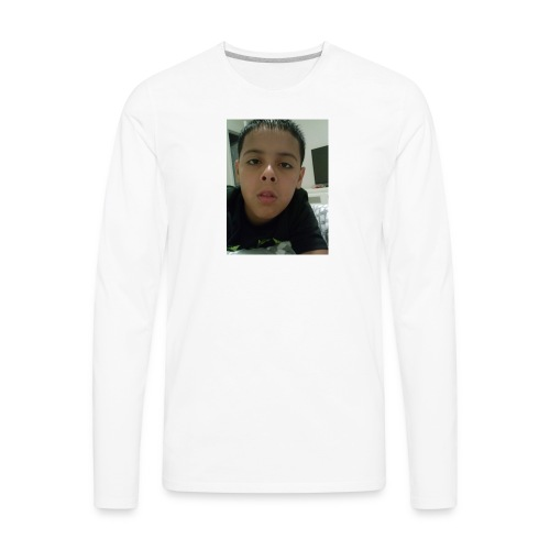 2 - Men's Premium Long Sleeve T-Shirt