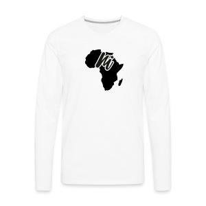 monibra.africacollection - Men's Premium Long Sleeve T-Shirt