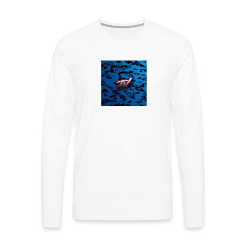 Jacob_Vlogs - Men's Premium Long Sleeve T-Shirt