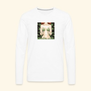 MJ - Men's Premium Long Sleeve T-Shirt