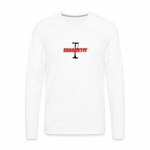 ESSSKETTITTT - Men's Premium Long Sleeve T-Shirt