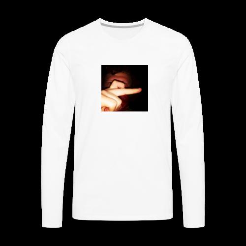 Blood - Men's Premium Long Sleeve T-Shirt