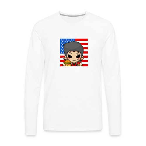FastFoodFnatic - Men's Premium Long Sleeve T-Shirt