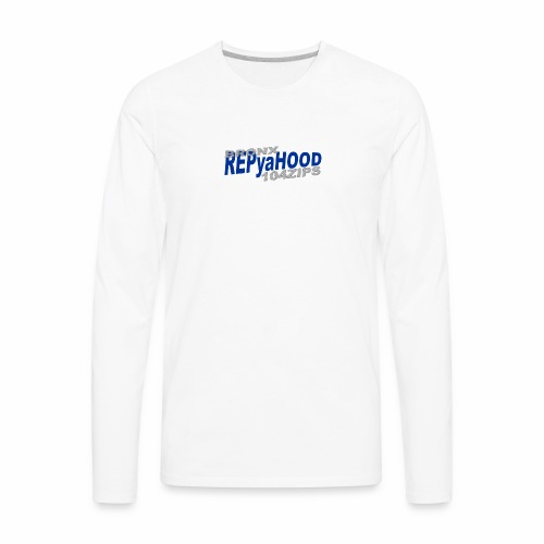 BX - Men's Premium Long Sleeve T-Shirt