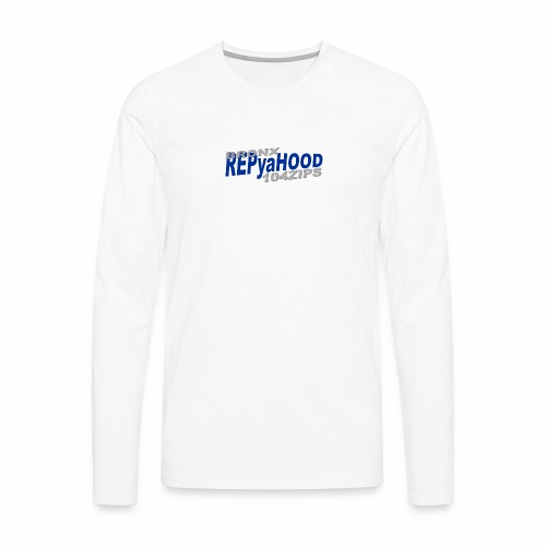 BX - Men's Premium Long Sleeve T-Shirt