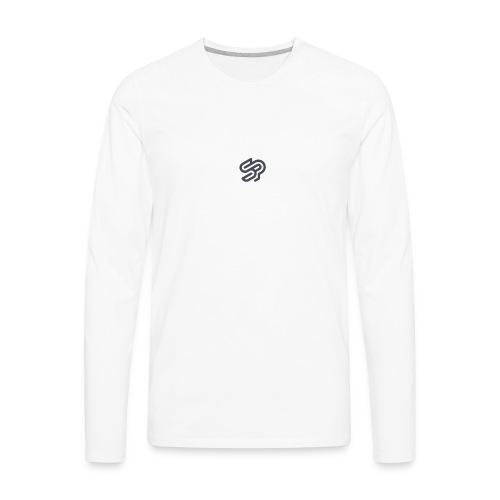 SP Logo For Merch - Men's Premium Long Sleeve T-Shirt