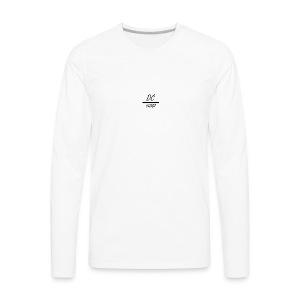 DC Vlogs - Men's Premium Long Sleeve T-Shirt
