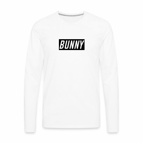 Bunny Clothing - Men's Premium Long Sleeve T-Shirt