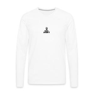 The man army - Men's Premium Long Sleeve T-Shirt