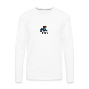 Nixo's Icon - Men's Premium Long Sleeve T-Shirt