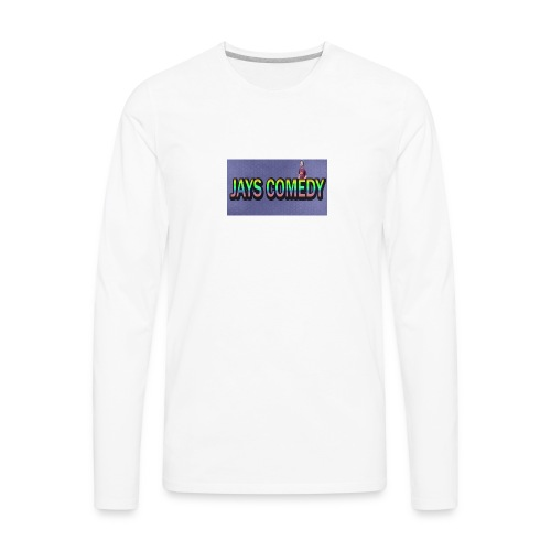 jayscomedy - Men's Premium Long Sleeve T-Shirt