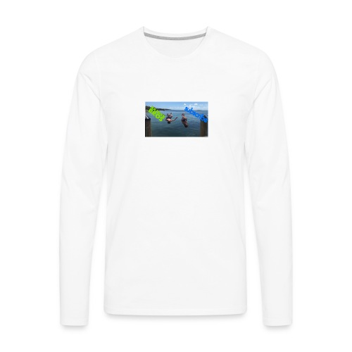 Najman bros - Men's Premium Long Sleeve T-Shirt