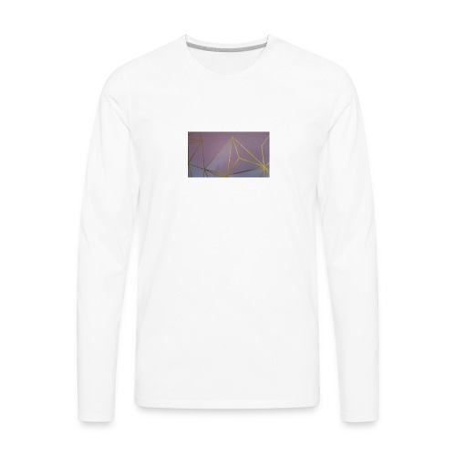 #scooter rider - Men's Premium Long Sleeve T-Shirt