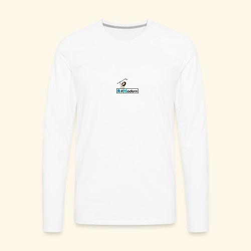all hockey - Men's Premium Long Sleeve T-Shirt