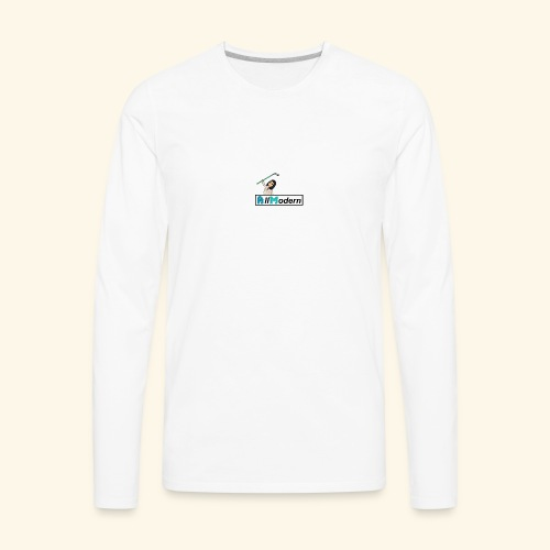all hockey - Men's Premium Long Sleeve T-Shirt