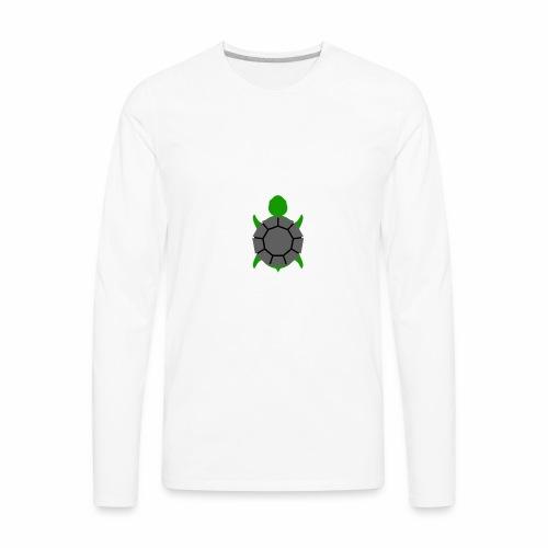 plus size - Men's Premium Long Sleeve T-Shirt