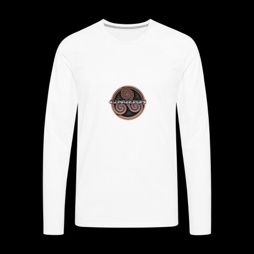 darklogo - Men's Premium Long Sleeve T-Shirt