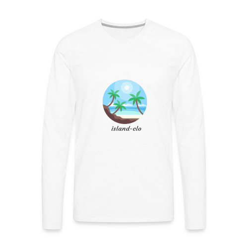 Island clothing - Men's Premium Long Sleeve T-Shirt