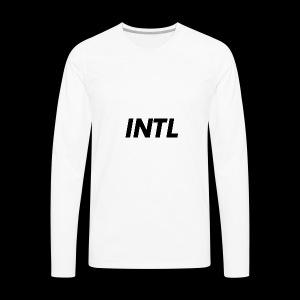 INTL 2 - Men's Premium Long Sleeve T-Shirt