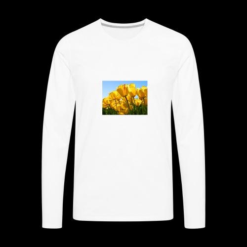 garden of life - Men's Premium Long Sleeve T-Shirt