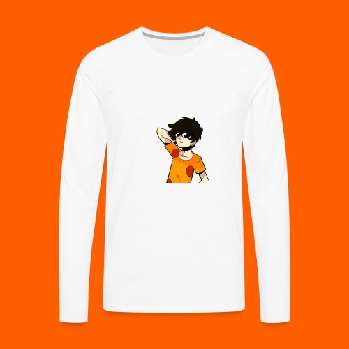 La camiseta AMBERK - Men's Premium Long Sleeve T-Shirt