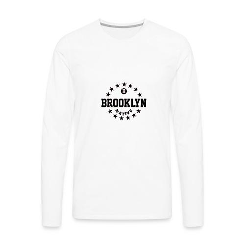 BROOLYN_NATIVE_REPLACE - Men's Premium Long Sleeve T-Shirt