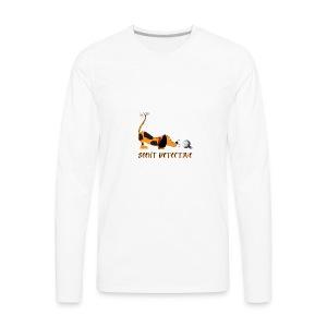 Scent Detective - Men's Premium Long Sleeve T-Shirt