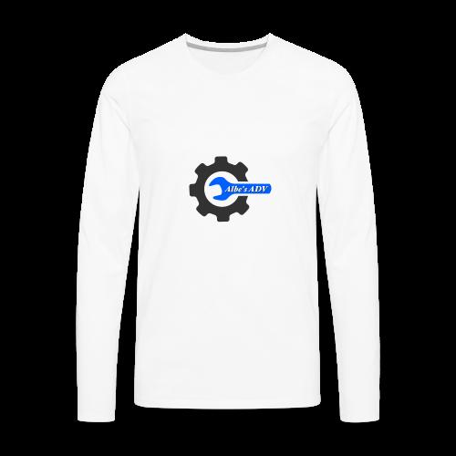 AlbesADV cog - Men's Premium Long Sleeve T-Shirt