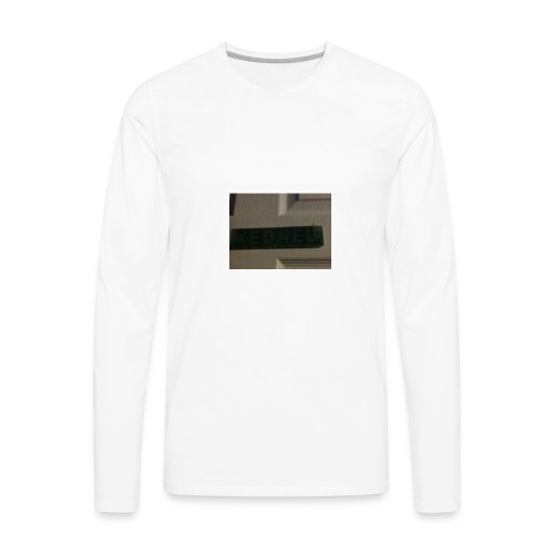 Kreed - Men's Premium Long Sleeve T-Shirt