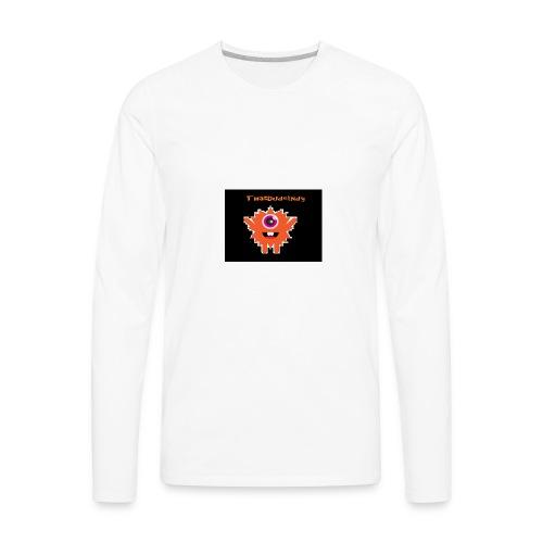 ThatDudeIndy Logo - Men's Premium Long Sleeve T-Shirt